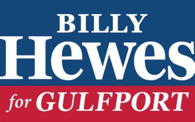 Billy Hewes Seeks Third Term as Mayor